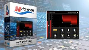 Harrison Consoles AVA De-Esser