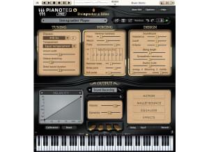 Modartt Steingraeber E-272 Grand Piano add-on for Pianoteq