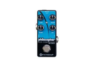Pigtronix Philosopher Bass Compressor Micro