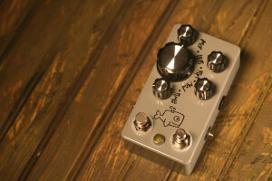 Hungry Robot Pedals The Moby Dick V2