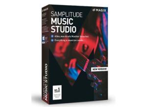 Magix Samplitude Music Studio 2018