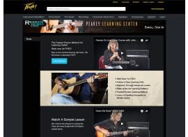 Peavey lance son Learning Center