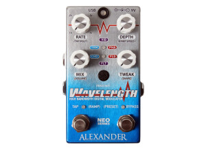 Alexander Pedals Wavelength