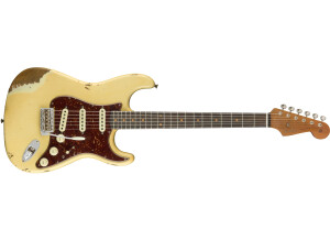 Fender 2018 Limited Edition '60 Roasted Strat Heavy Relic