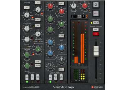 -86% sur le bx_console SSL 4000 E chez Plugin Alliance