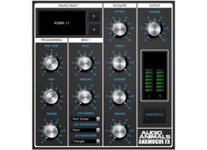 Audio Animals Anamogue Voyager FX