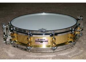 "Yamaha SD493 Piccolo Brass 3.5 x 14"" Snare"