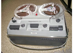 Telefunken / Siemens Magnetophon 98