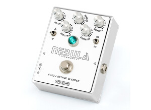 Spaceman Nebula Chrome Edition