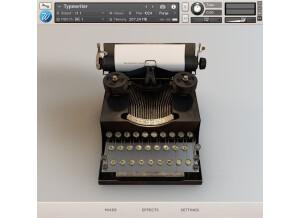 Wavesfactory Typewriter
