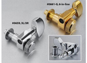 Schaller M6 Locking Tuners