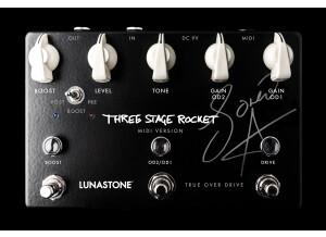 LunaStone Three Stage Rocket MIDI