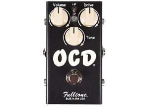 Fulltone Limited Edition Sterling Black OCD V2