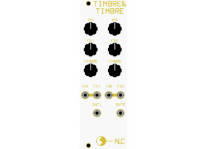 Nonlinearcircuits Timbre & Timbre