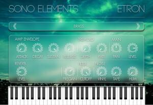 Sono Elements eTron