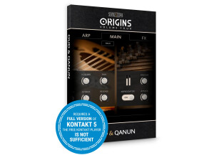 Sonuscore Origins Vol 4: 12 Oud & Qanun