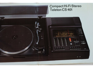 Teleton CS 401