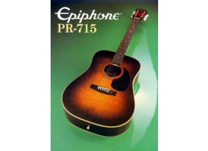 Epiphone PR-715
