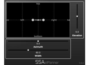 SSA Plugins a1Panner