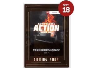 Toontrack Movie Scores Action EZkeys MIDI