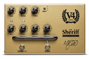 Victory Amps V4 The Sheriff