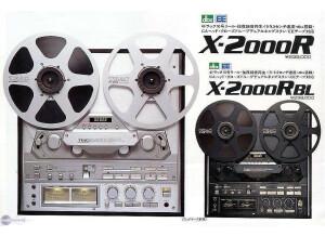 Teac X-2000M