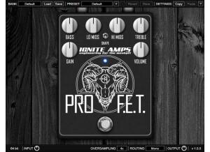 Ignite Amps ProFET