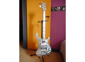 MJ Guitars Alumenbacker