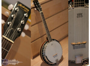 Alabama banjo 6 cordes