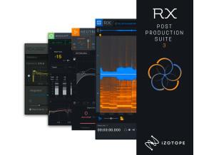 iZotope RX Post Production Suite 3