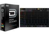 L'UVI Drum Designer en version 1.5 et en promo