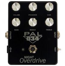 Pedal Pal FX PAL 034 NIGHT Overdrive
