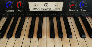 Digital Systemic Emulations Awesome Piano