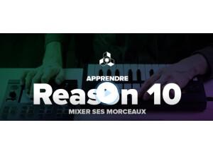 Elephorm Apprendre Reason 10 - Atelier de mix