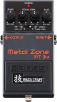 Boss améliore sa Metal Zone avec la version Waza