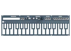 Sputnik Modular Touch Keyboard