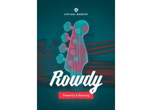 Ujam Virtual Bassist Rowdy