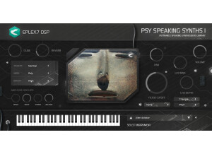 Eplex7 DSP Psytrance Speaking Synths 1