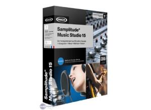 Magix Samplitude Music Studio 15