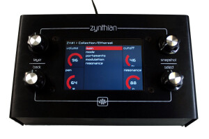 Zynthian Open Synth Platform