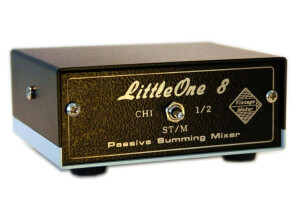 VintageMaker Passive Summing Mixer LittleOne 8x2 - STM