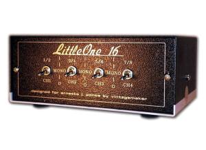 VintageMaker Passive Summing Mixer LittleOne 16x2 4xSTM