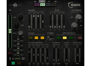 Rigid Audio Cinematrix