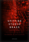 Spitfire prépare Studio Brass