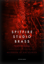 Spitfire Audio Studio Brass Professional