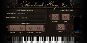 Versilian Studios Etherealwinds Harp II: CE