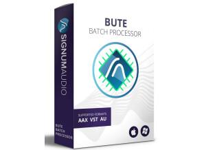 Signum Audio Bute Batch Processor