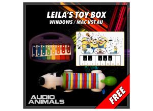 Audio Animals Leila's Toy Box