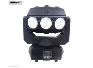 Power Lighting Spider Ultimate Pocket