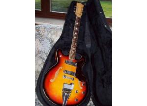CBS Masterworks Hollow Body Guitar